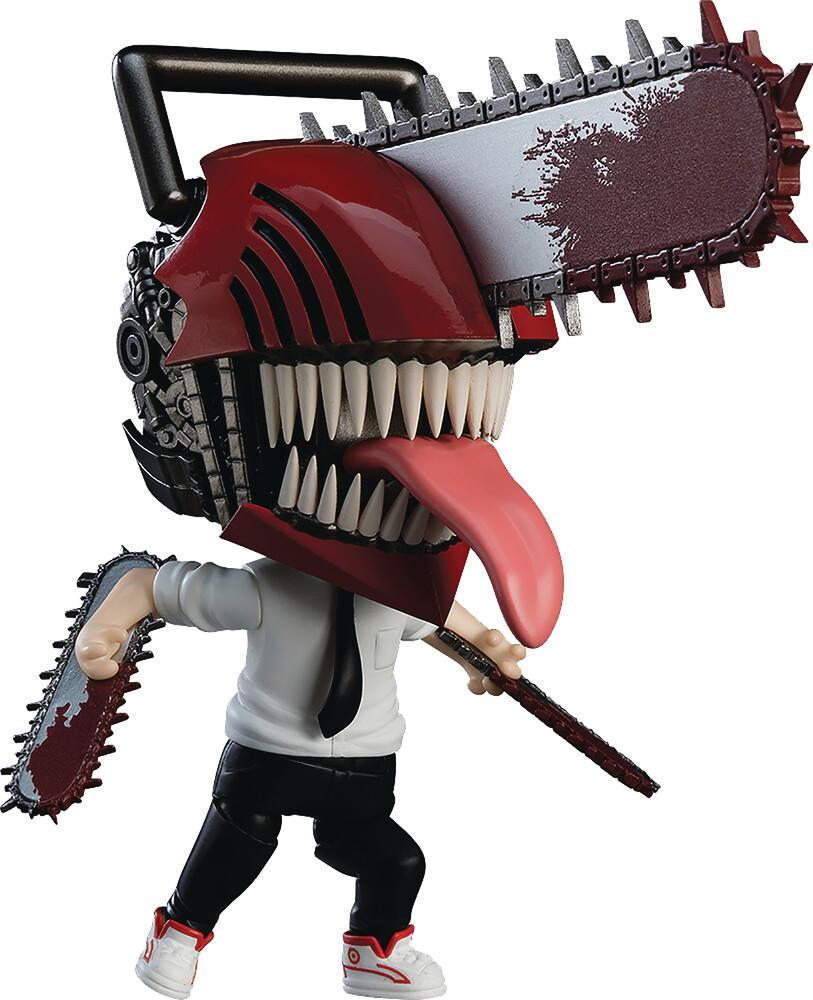 - Chainsaw Man Denji Nendoroid Af (Afig) (Clcb)