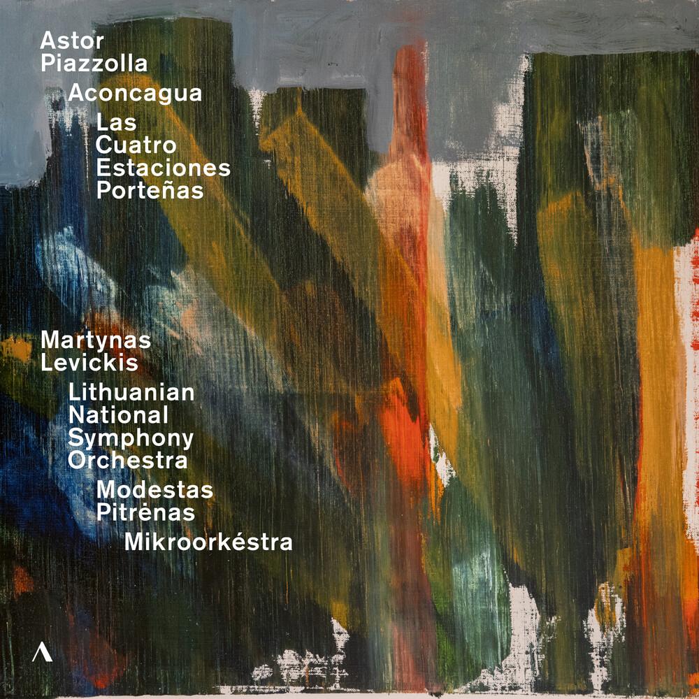 Piazzolla / Levickis / Pitrenas - Aconcagua