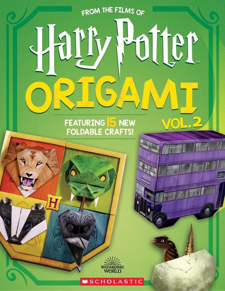 Scholastic - Harry Potter Origami Vol 2 (Ppbk) (Ser)
