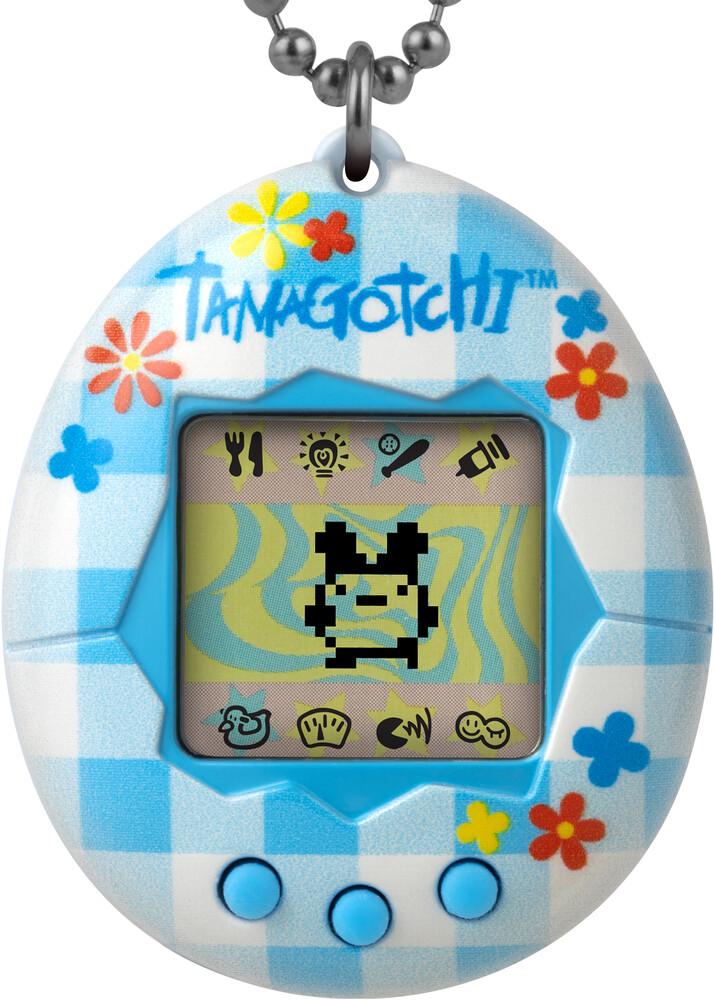 - Original Tamagotchi Flower Gingham (Clcb) (Ig)