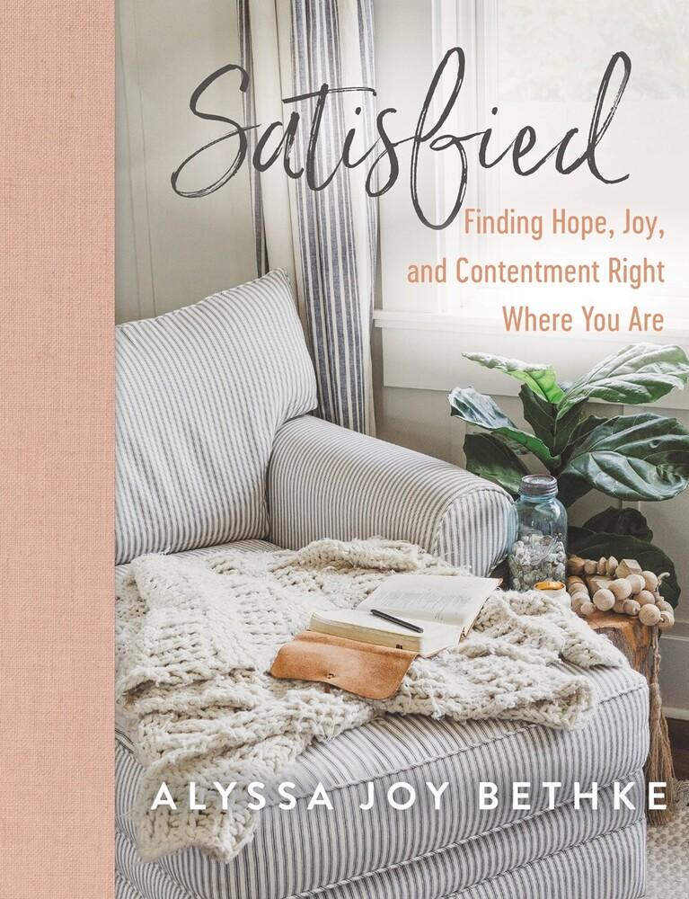 Alyssa Bethke  Joy - Satisfied (Hcvr)