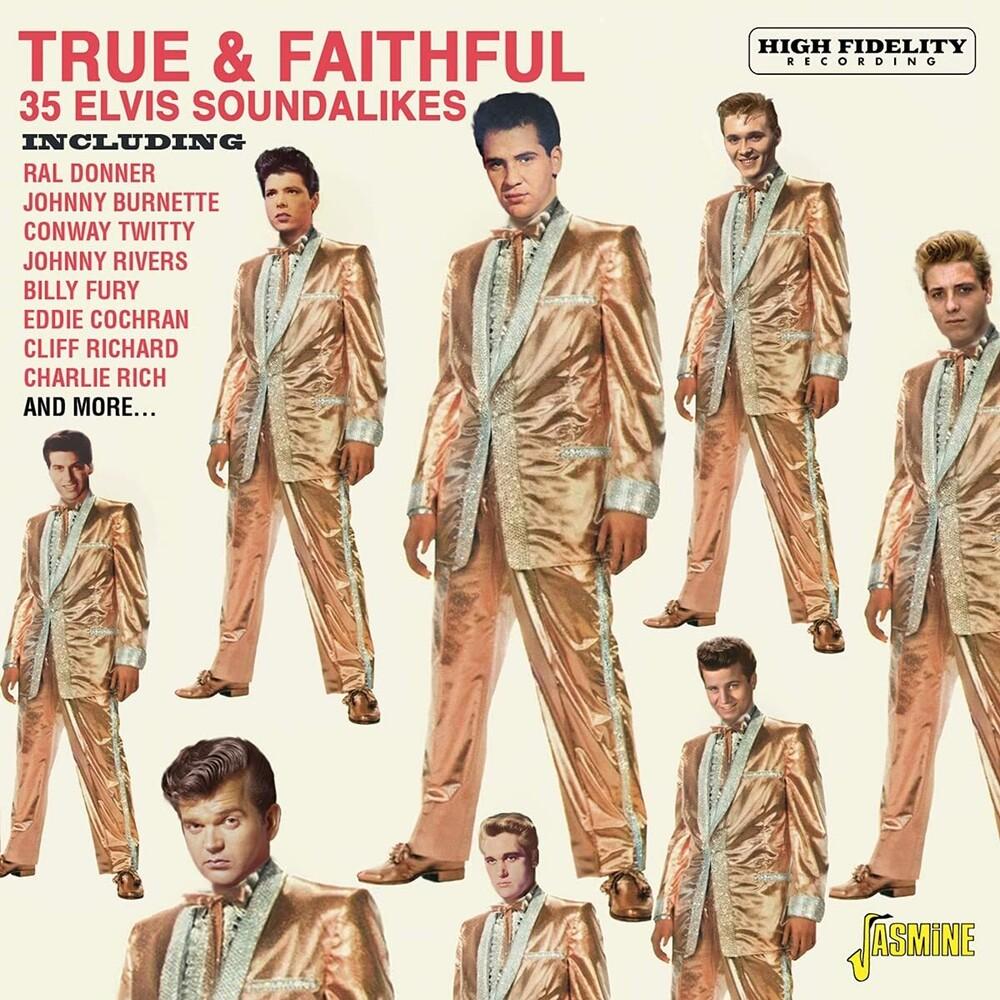 True & Faithful: Elvis Soundalikes / Various - True & Faithful: Elvis Soundalikes / Various (Uk)