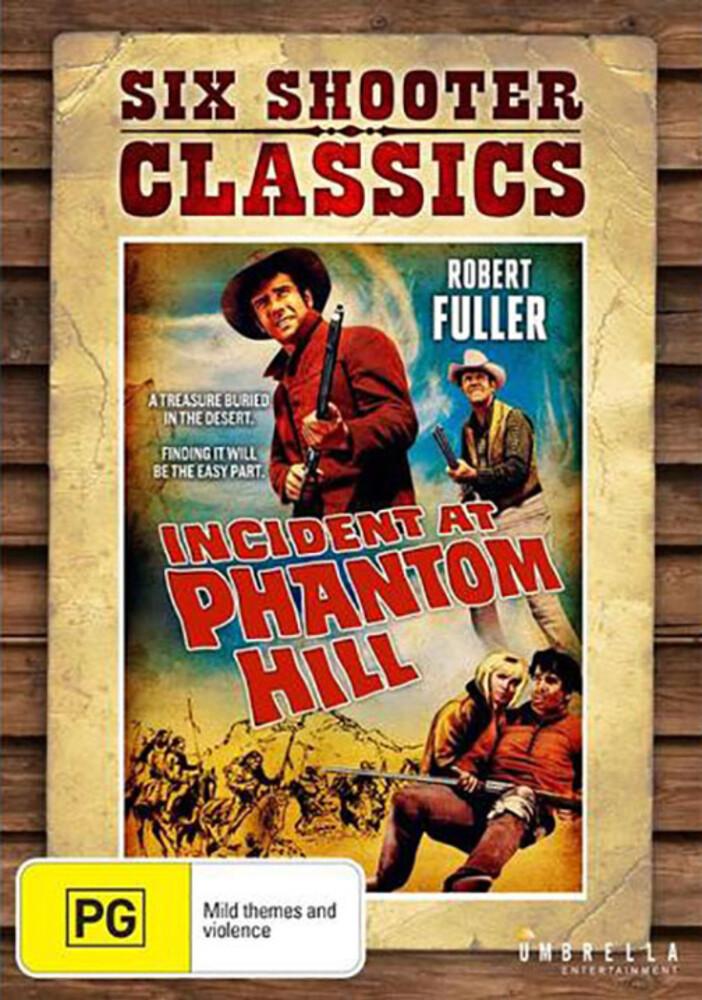 Incident at Phantom Hill - Incident At Phantom Hill / (Aus Ntr0)
