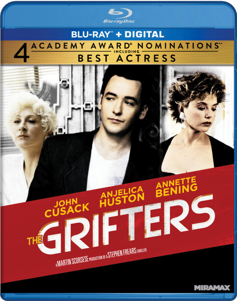 - Grifters / (Amar Dts Ws)