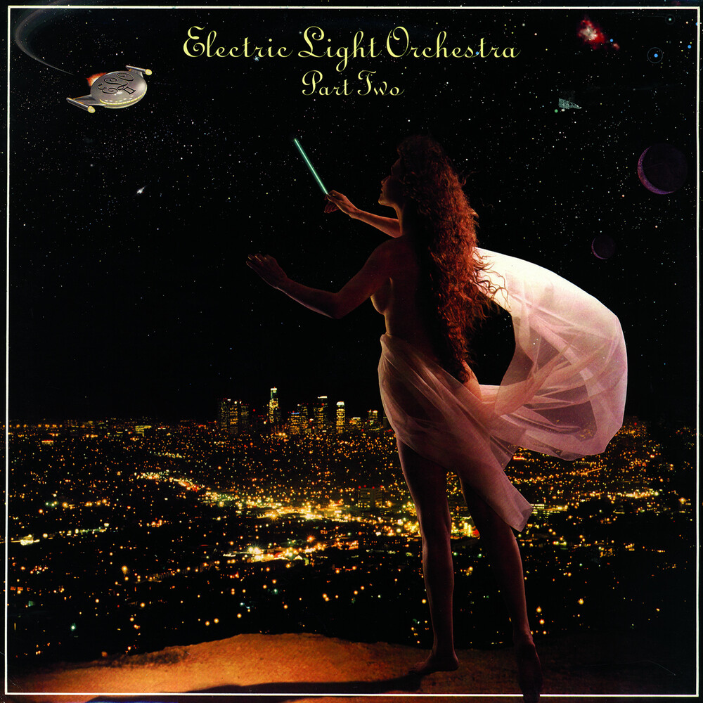 Electric Light Orchestra Part Ii - Electric Light Orchestra Part Ii (Bonus Tracks)