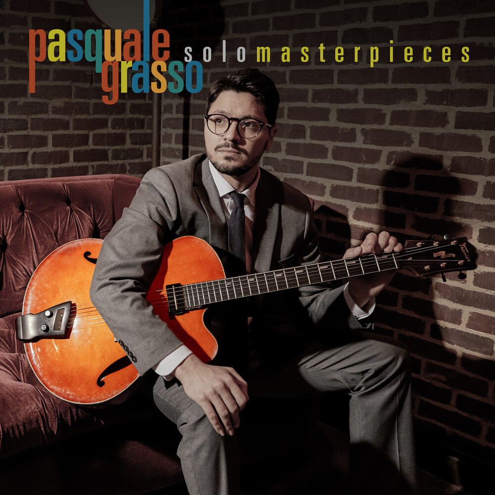Grasso - Solo Masterpieces