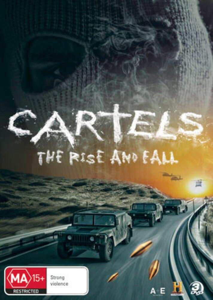 - Cartels: The Rise & Fall (3pc) / (Aus Ntr0)