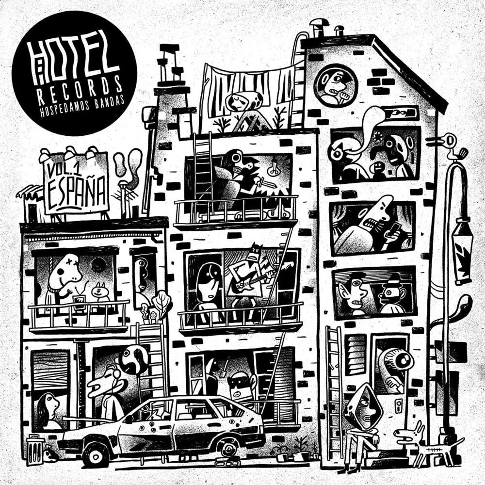 Hotel Records Vol 1 Espana / Various - Hotel Records Vol 1 Espana / Various (Spa)