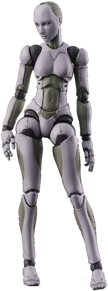 1000 Toys - Toa Heavy Industries Synthetic Human Female Px 1/1