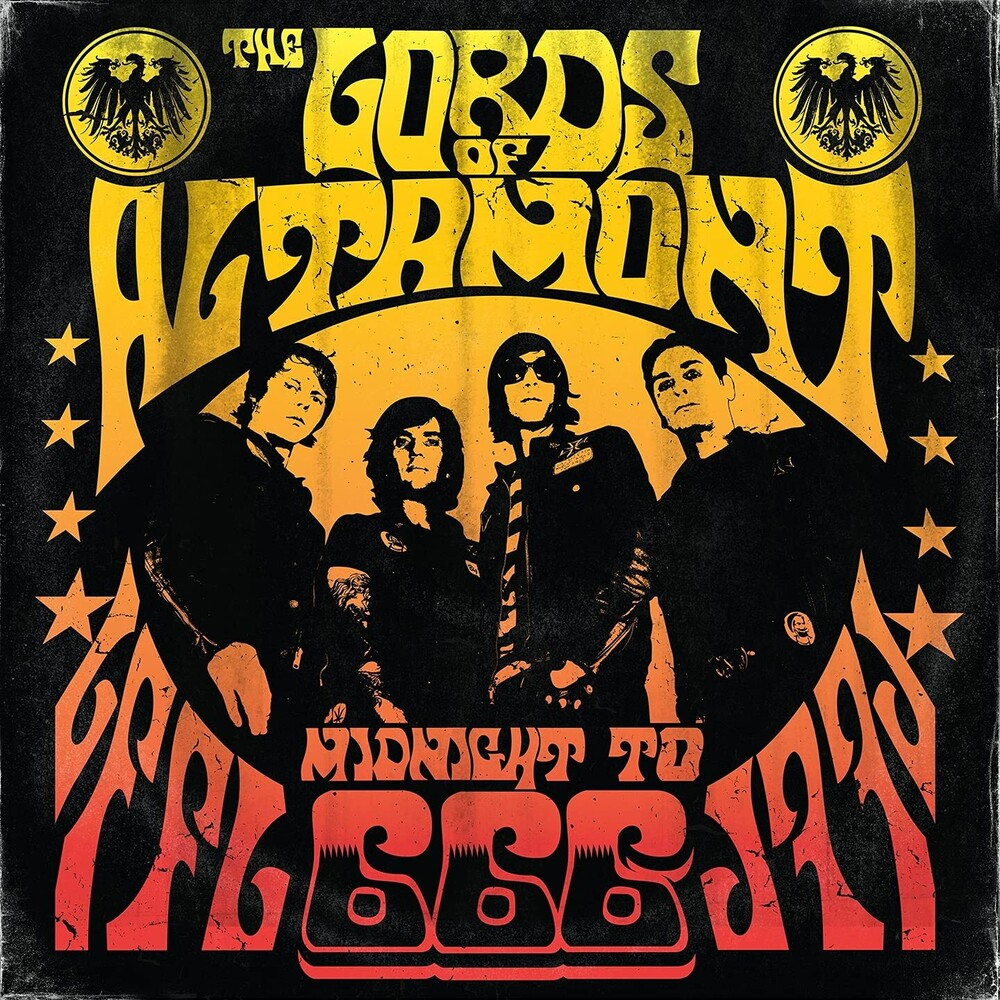 The Lords of Altamont - Midnight To 666