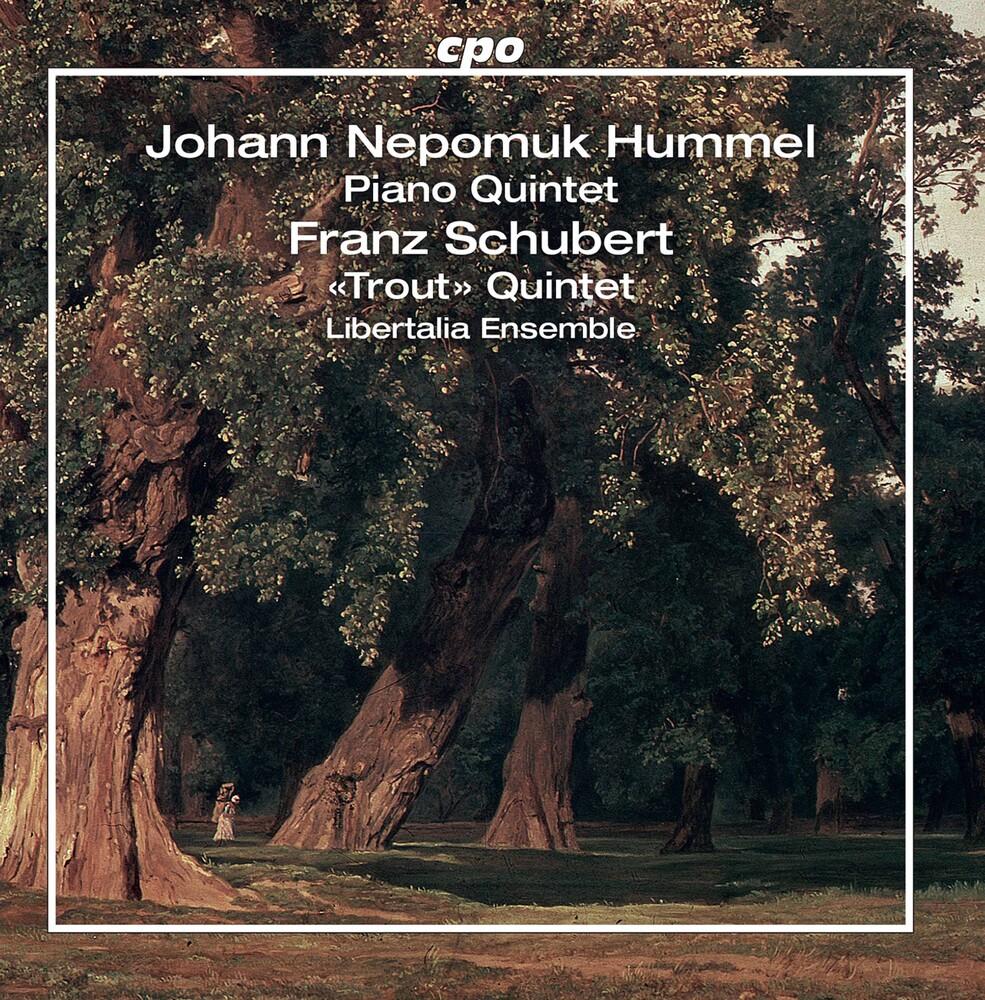 Hummel / Libertalia Ensemble - Quintets