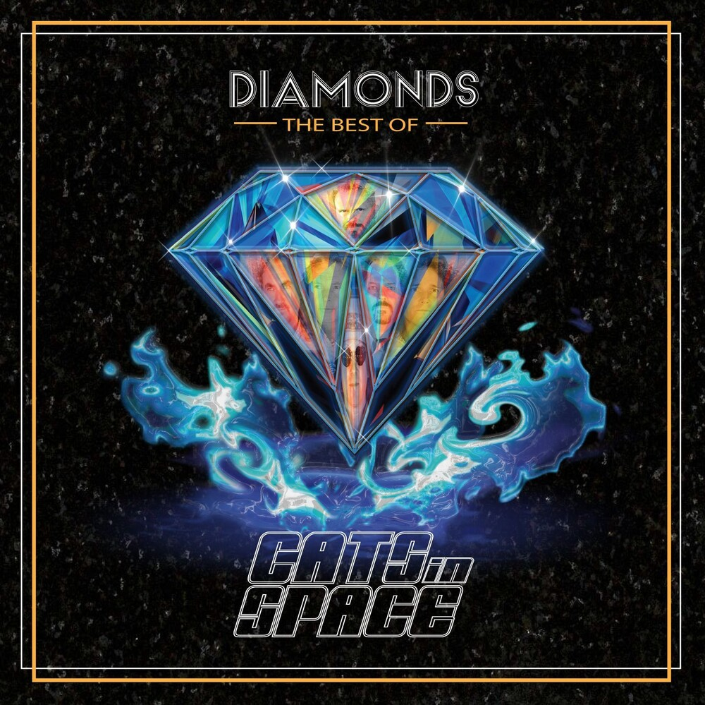 Cats in Space - Diamonds: The Best Of Cats In Space (Uk)