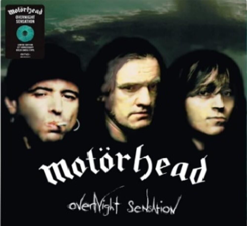 Motorhead - Overnight Sensation (Uk)