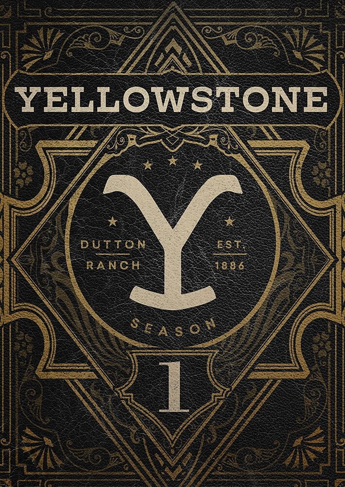 Yellowstone: Season One - Yellowstone: Season One (4pc) / (Box Spec Ac3 Dol)