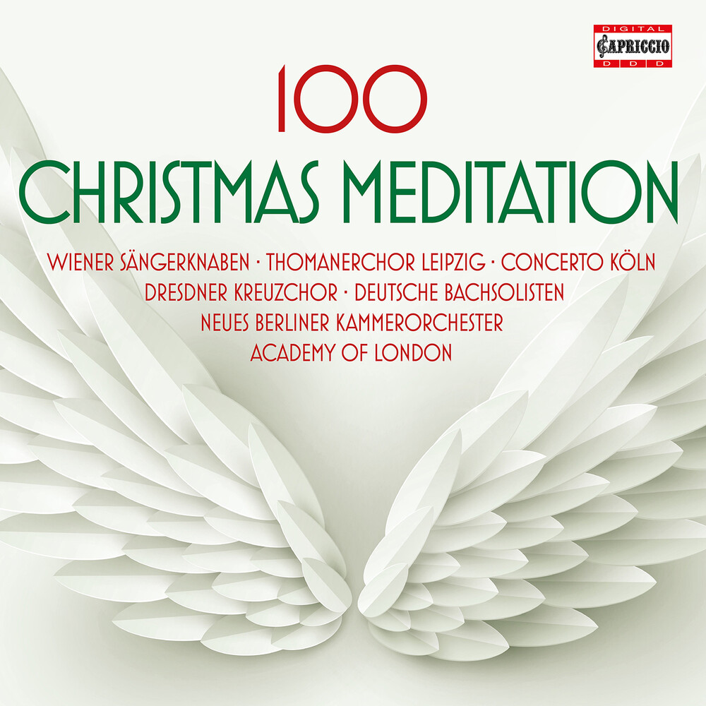 Adam / Wiener Sangerknaben / Deutsche Bachsolisten - 100 Christmas Meditation