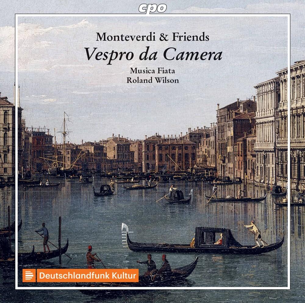 Monteverdi & Friends / Various - Monteverdi & Friends / Various