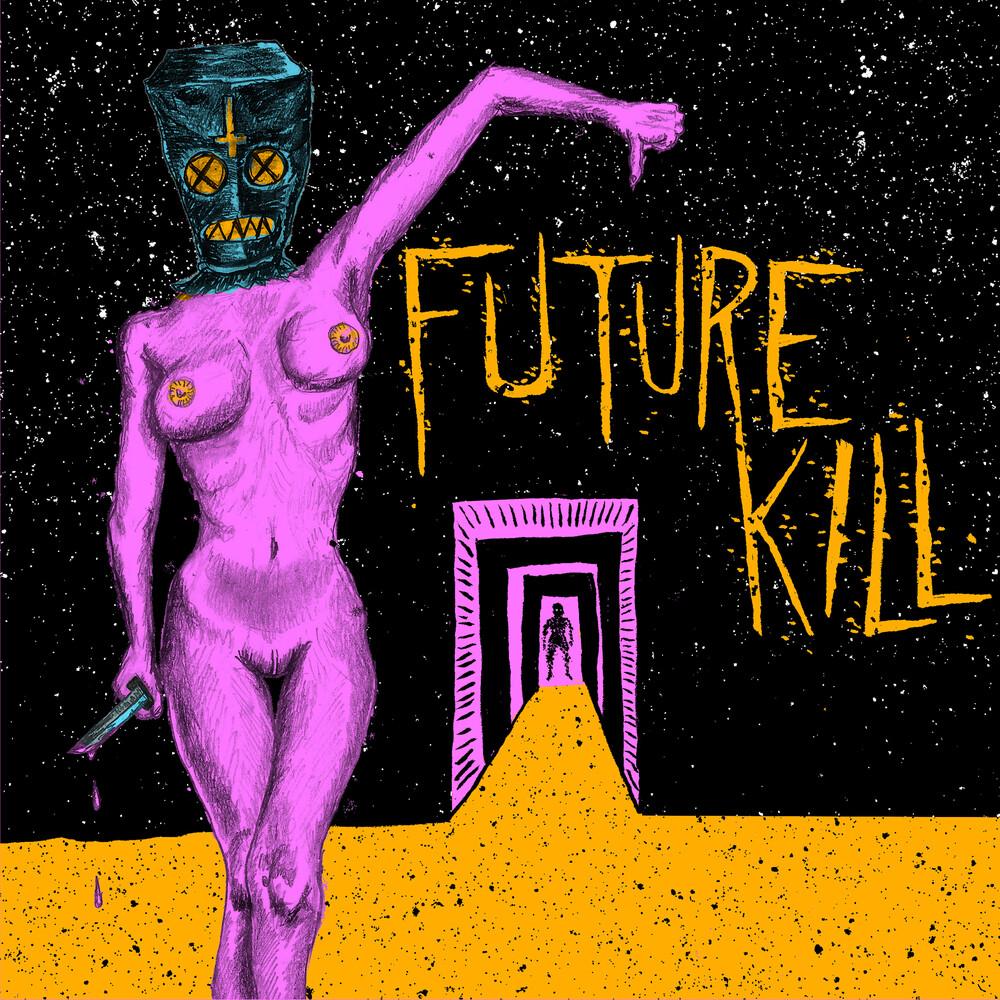 Future Kill - Mind Tasters Floor Wasters