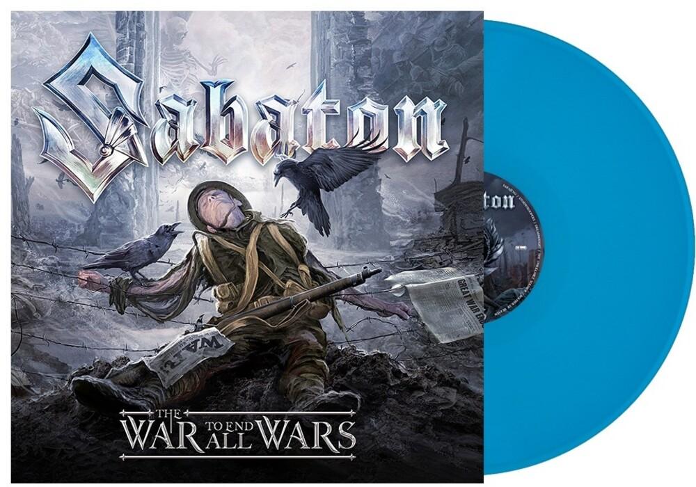 Sabaton - War To End All Wars [Indie Exclusive] (Pacific Blue Vinyl)