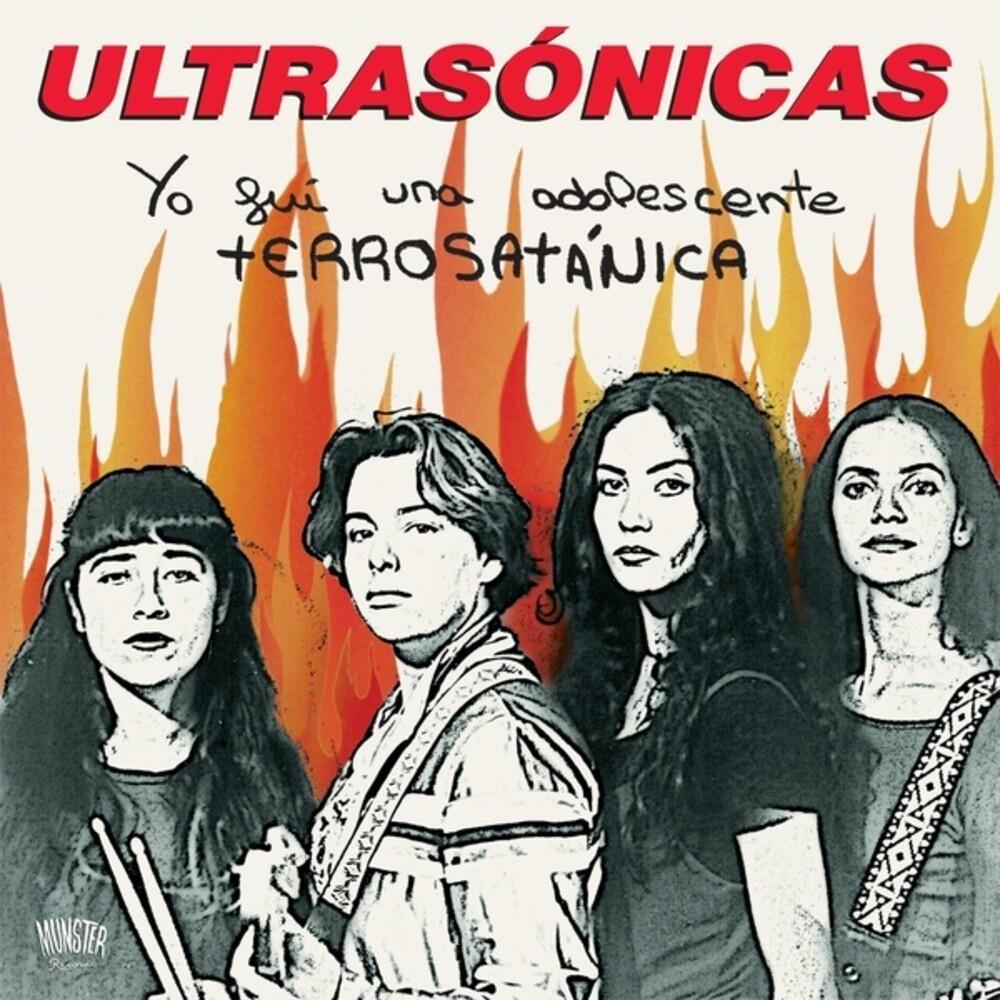 Ultrasonicas - Yo Fui Una Adolescente Terrosatanica