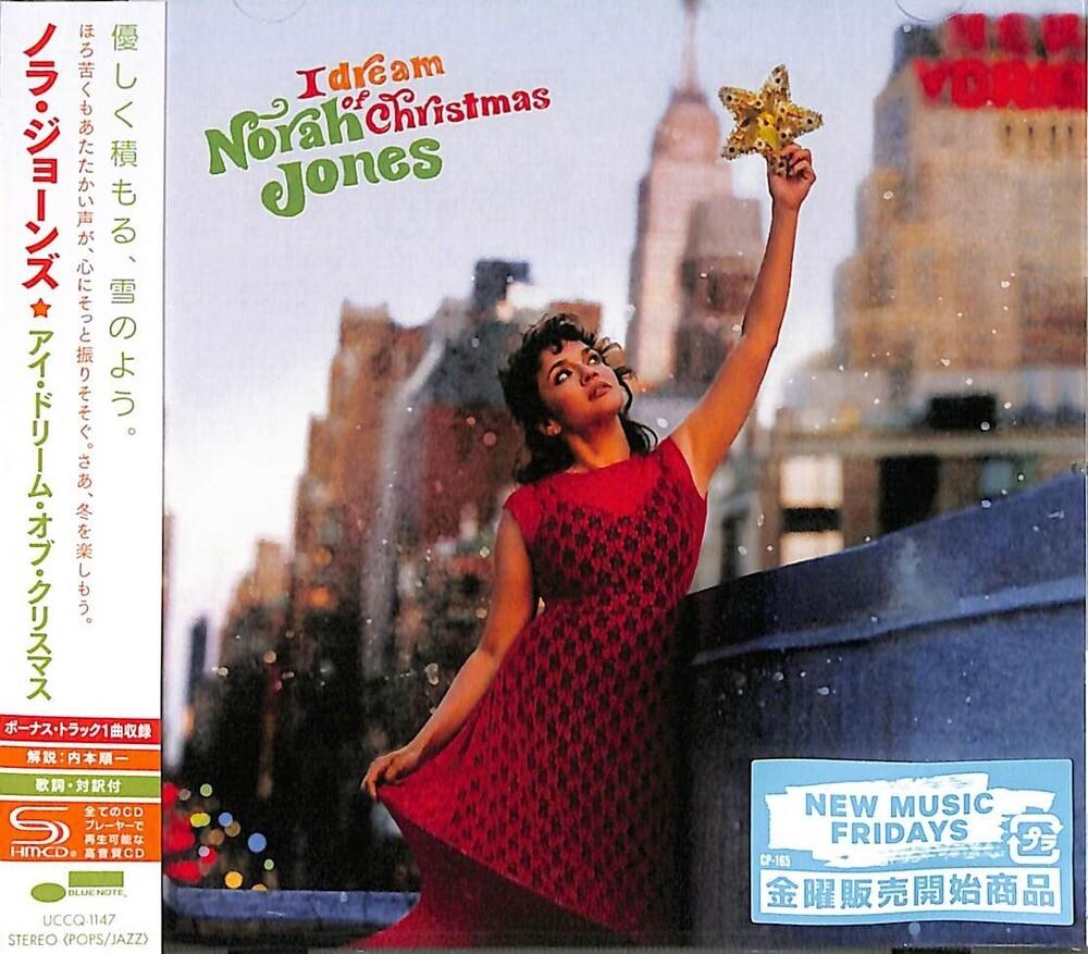 Norah Jones - I Dream of Christmas (SHM-CD) (Incl. Bonus Track) [Import]