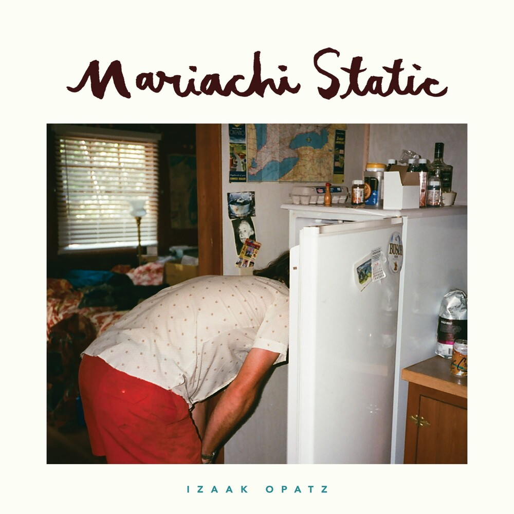 Izaak Opatz - Mariachi Static [Indie Exclusive Limited Edition Oxblood LP]