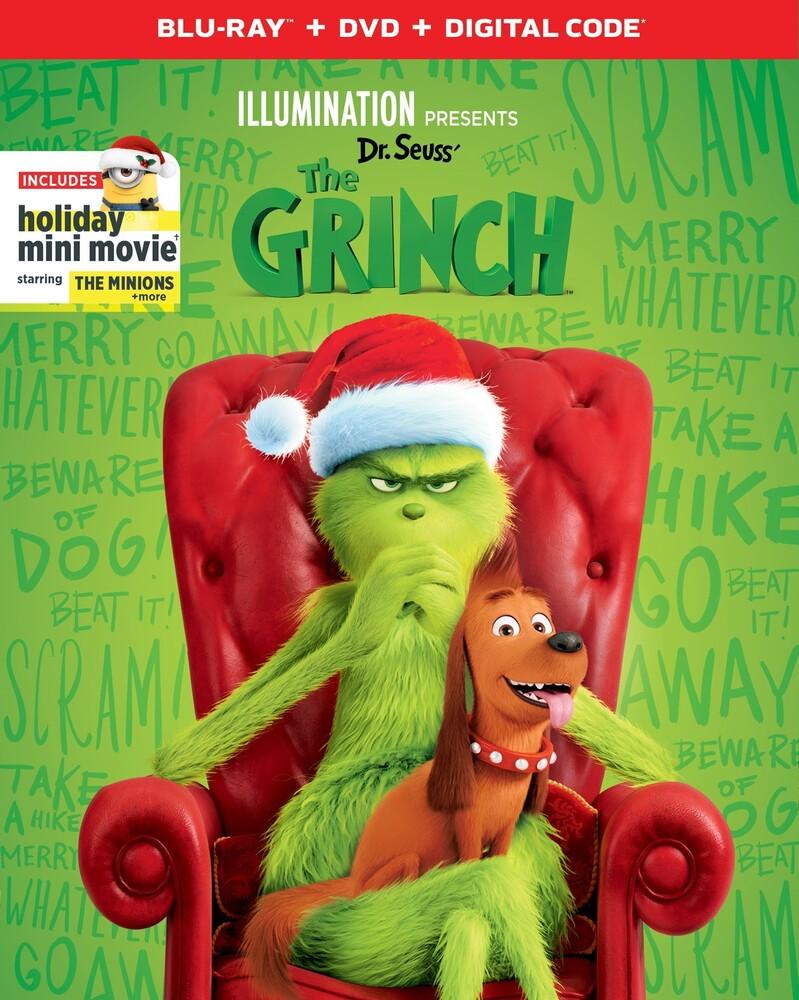 Dr. Seuss' The Grinch - Illumination Presents: Dr. Seuss' The Grinch