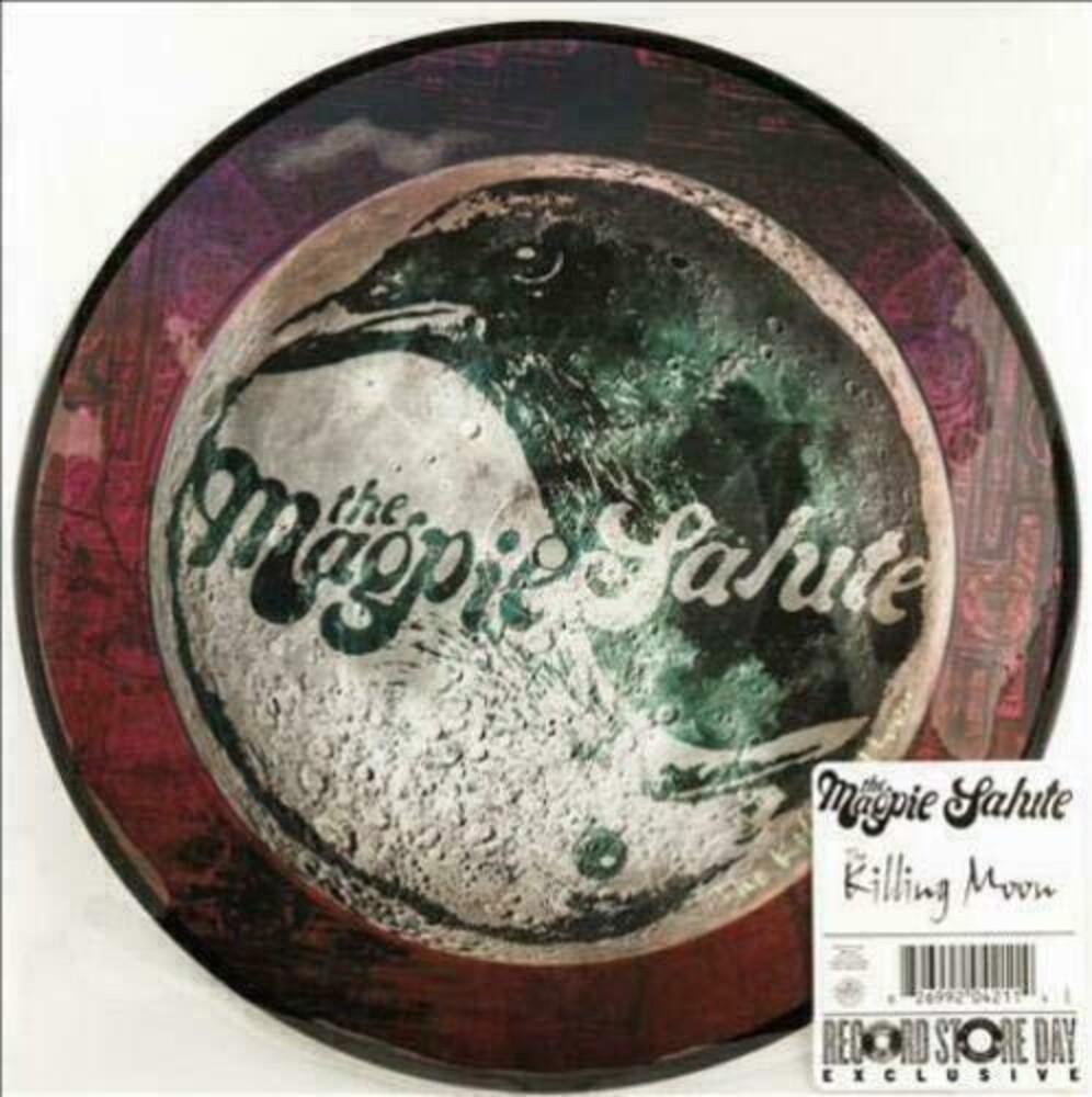 The Magpie Salute - The Killing Moon [RSD 2019]