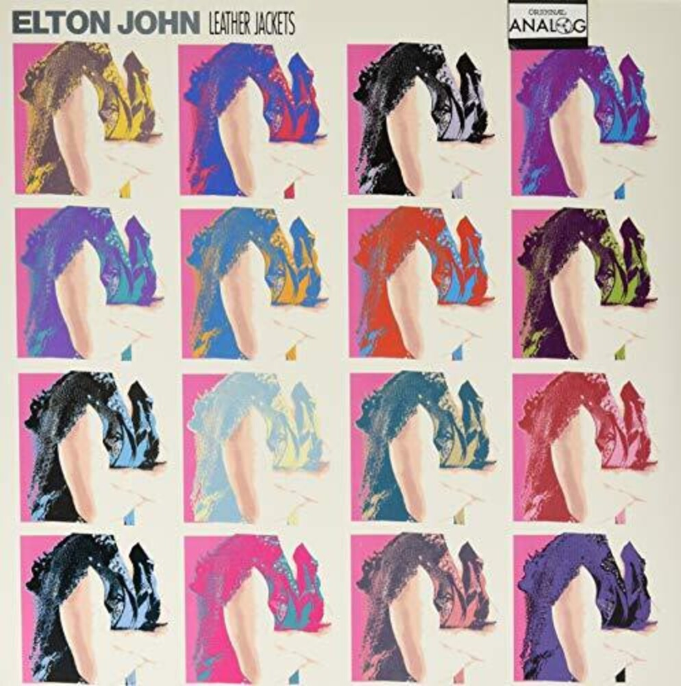 Elton John - Leather Jackets [LP]