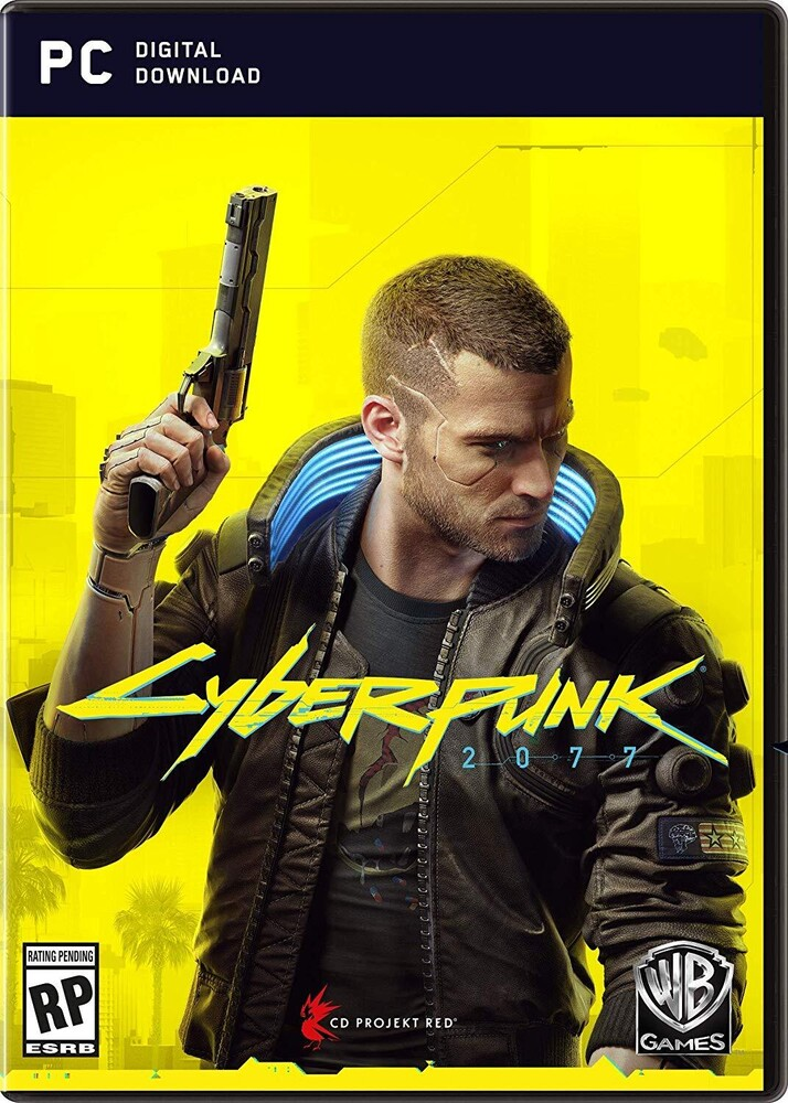 PC Cyberpunk 2077 - Cyberpunk 2077 for PC