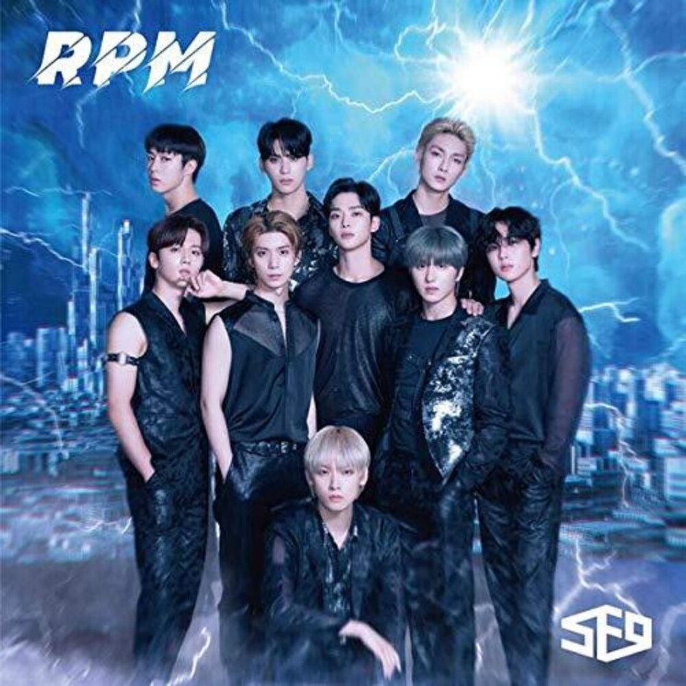 Sf9 - Rpm [Limited Edition] (Jpn)