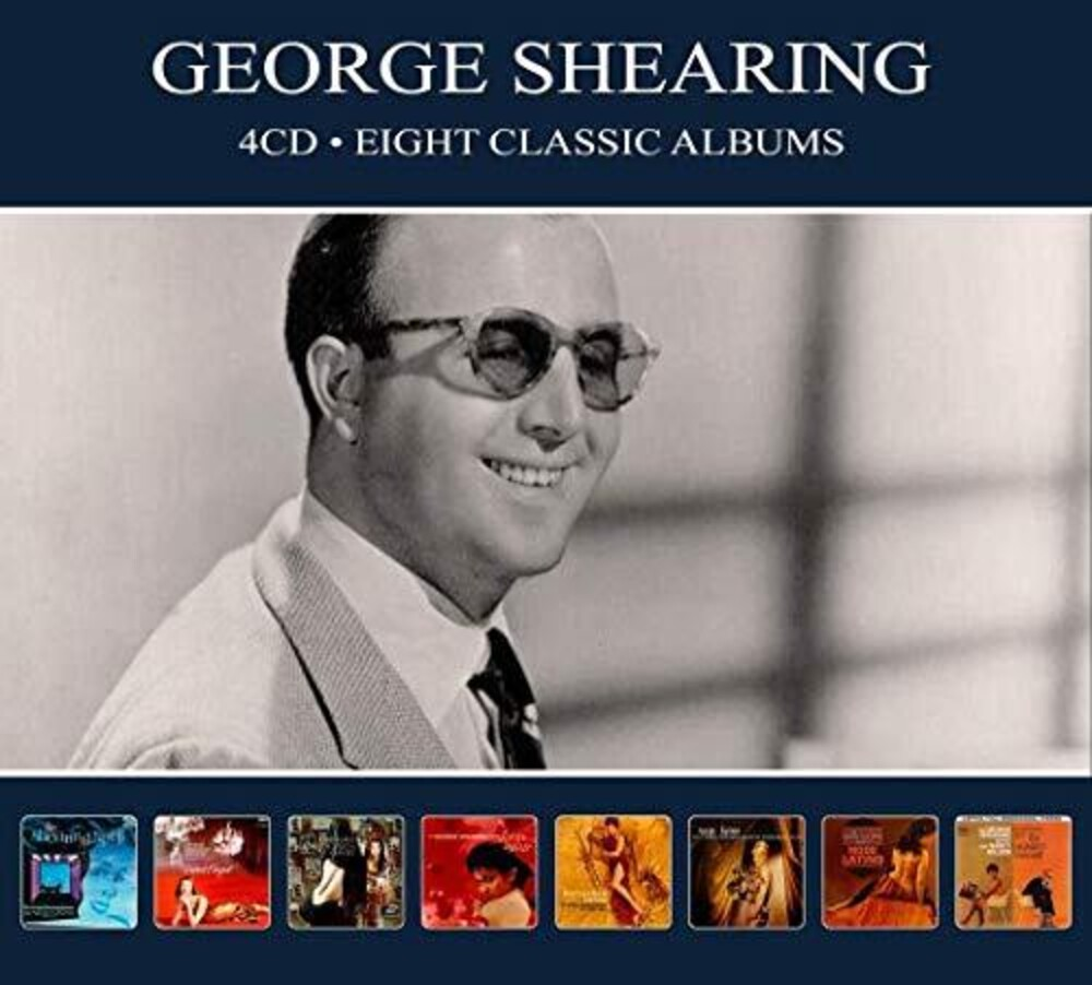 George Shearing - Eight Classic Albums
