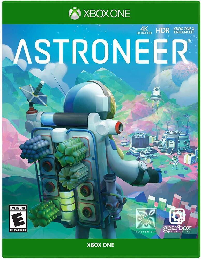 - Astroneer