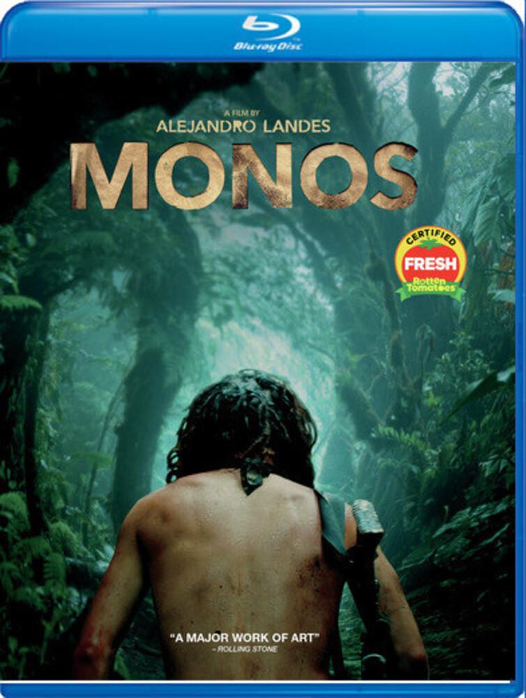 Monos - Monos / (Mod Ac3 Dol)