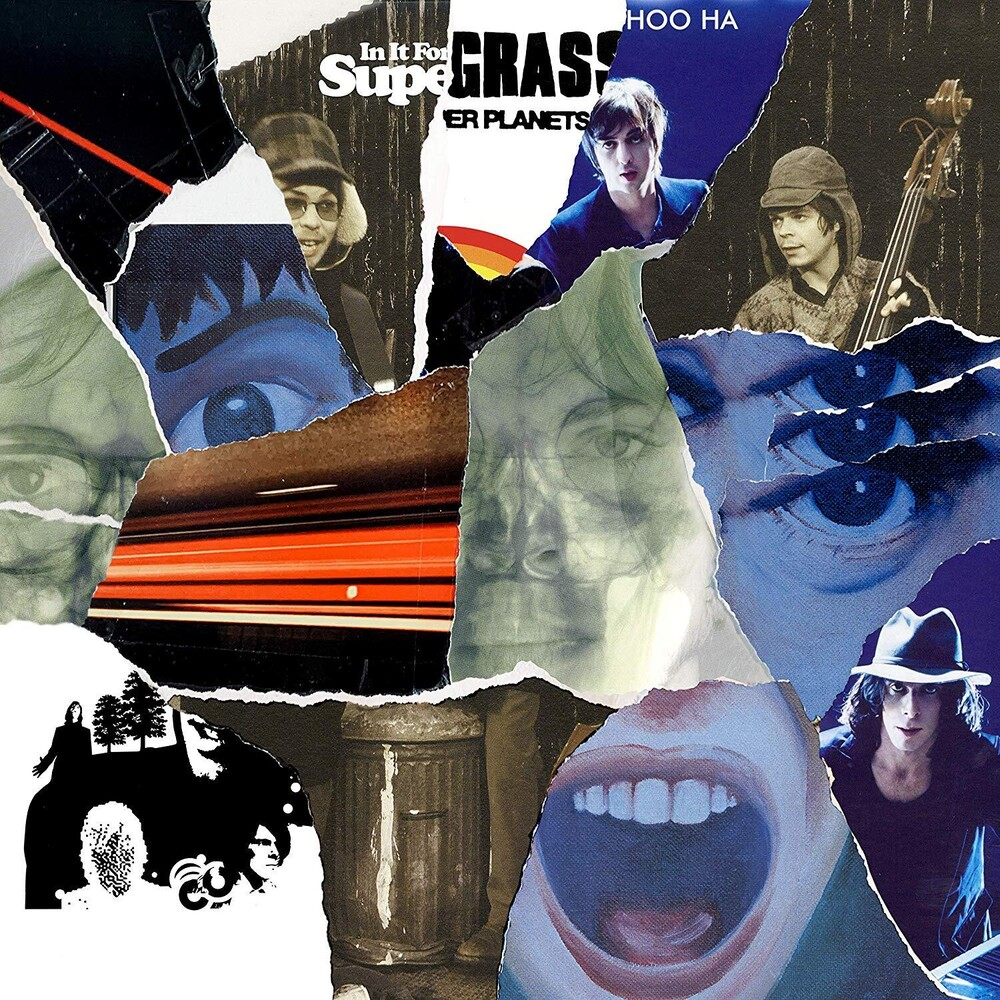 Supergrass - Strange Ones: 1994-2008
