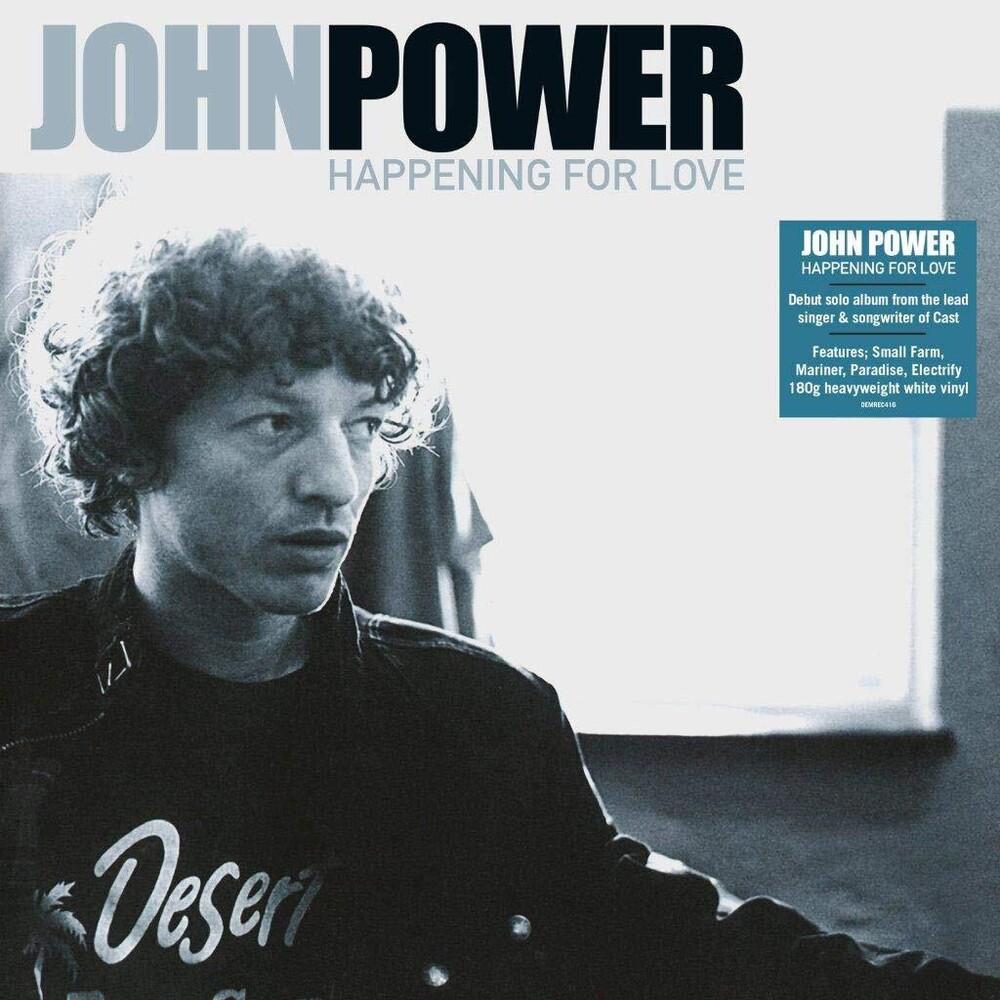 John Power - Happening For Love (Uk)