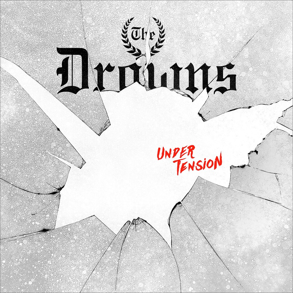 Drowns - Under Tension [Colored Vinyl] (Red)