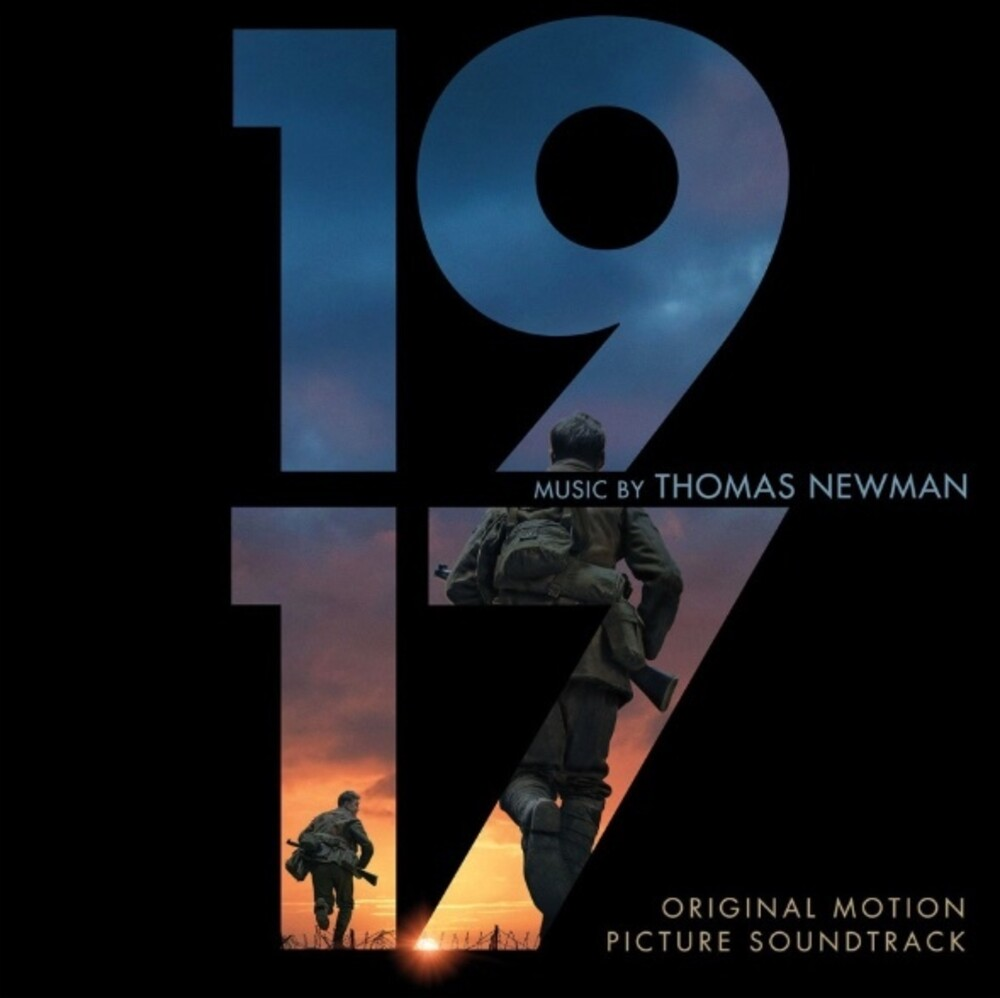 Thomas Newman - 1917 (Original Motion Picture Soundtrack) [Limited Edition Translucent Green 2LP]