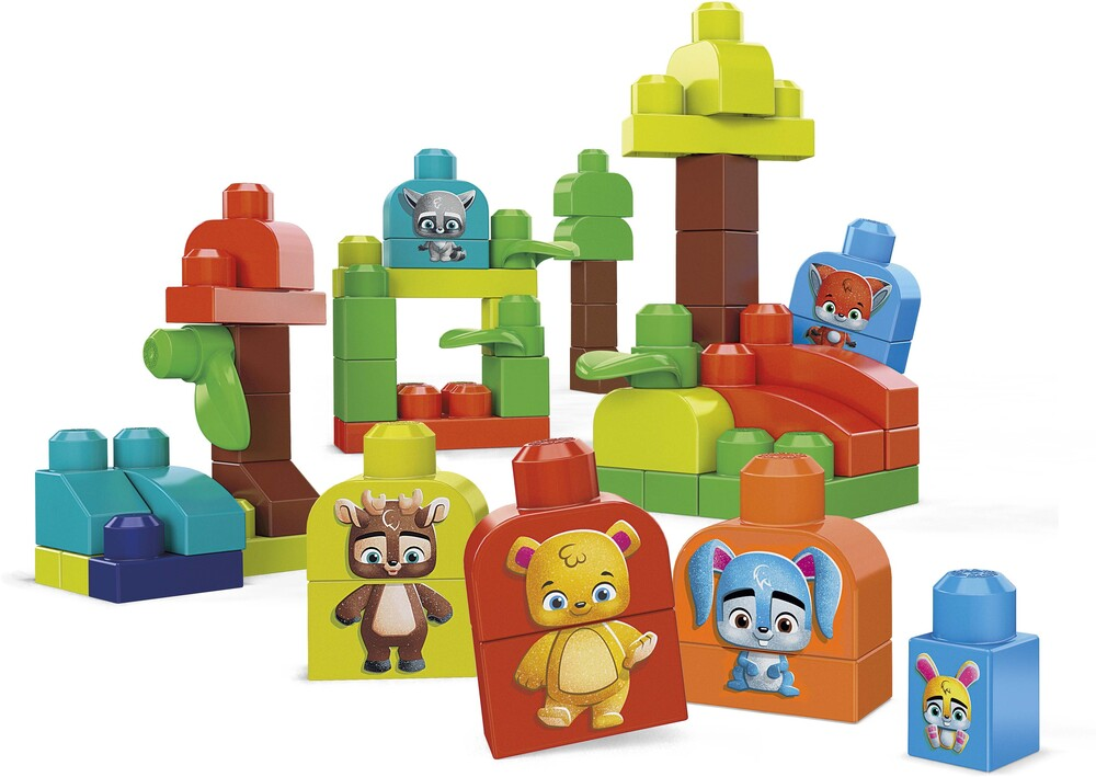Mega Bloks - MEGA Brands - Eco-Friends, Forest Friends