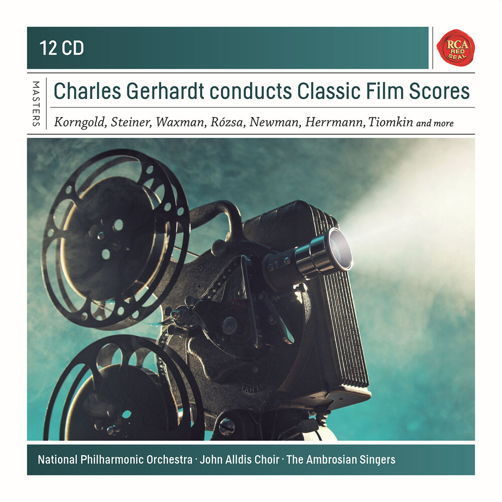 Charles Gerhardt Conducts / Various Box - Charles Gerhardt Conducts