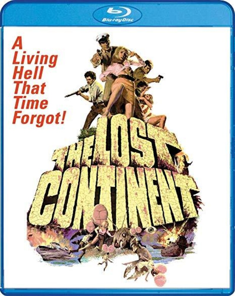 - Lost Continent (1968) / (Dts Mono Ws)