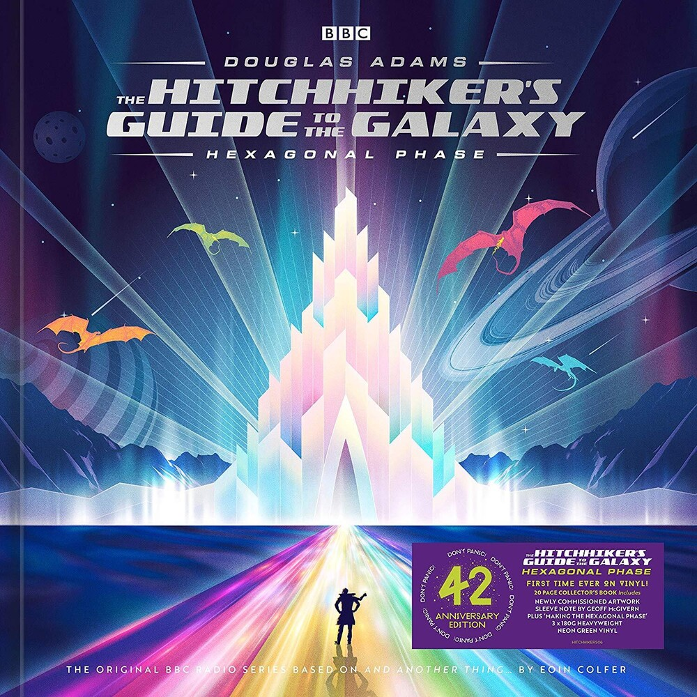 Hitchhikers Guide To The Galaxy Hexagonal Phase - Hitchhikers Guide To The Galaxy: Hexagonal Phase