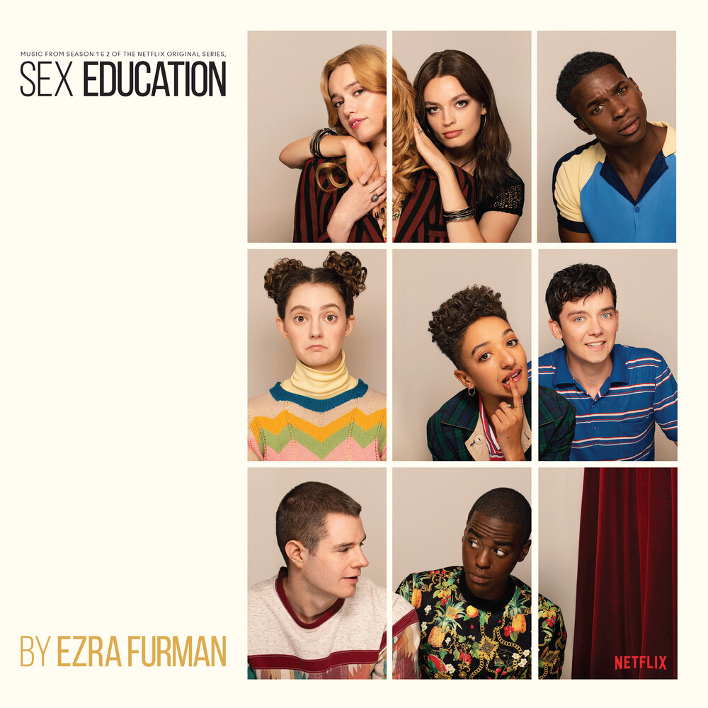 Ezra Furman - Sex Education (Original Soundtrack) [LP]