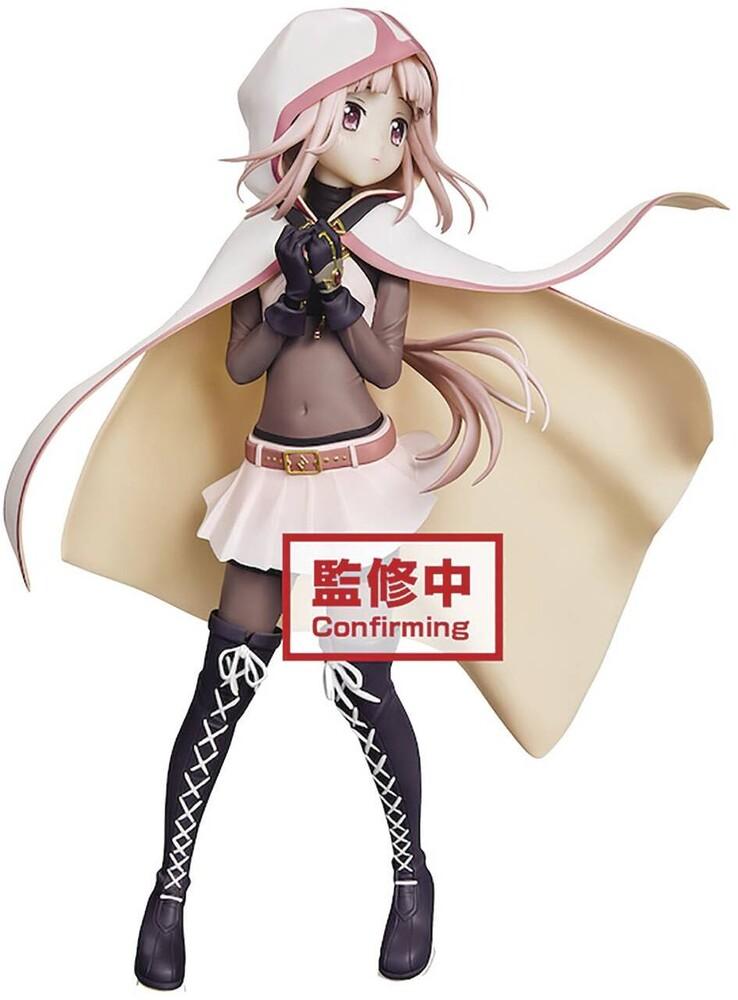 Banpresto - BanPresto Magia Record:Puella Magi Madoka Magica Iroha Tamaki Figure