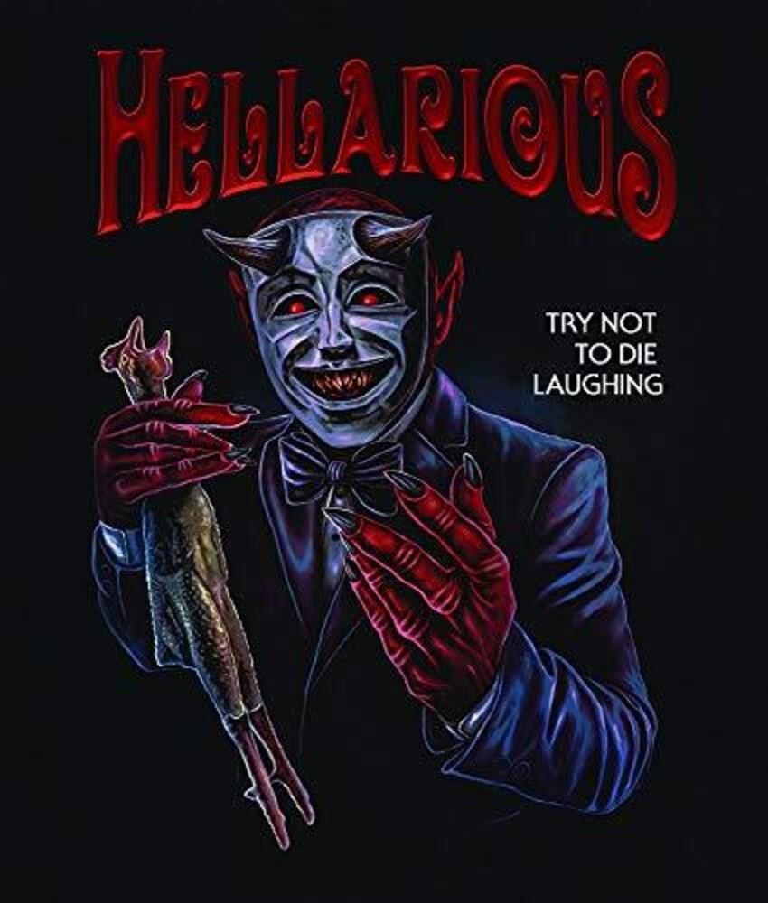 Jaysen Buterin - Hellarious