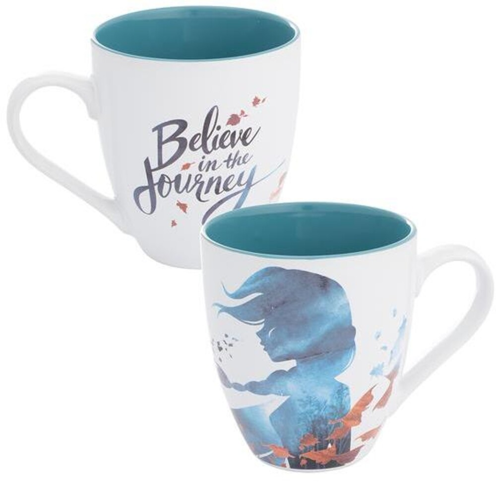 Disney Frozen 2 16 Oz. Contemporary Ceramic Mug - Disney Frozen 2 16 Oz. Contemporary Ceramic Mug