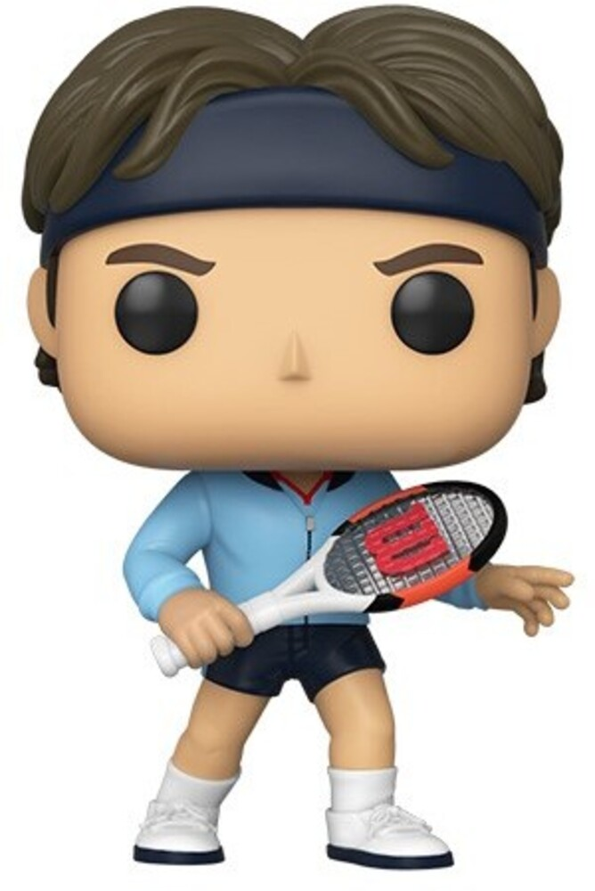Funko Pop! Legends: - FUNKO POP! LEGENDS: Tennis Legends - Roger Federer
