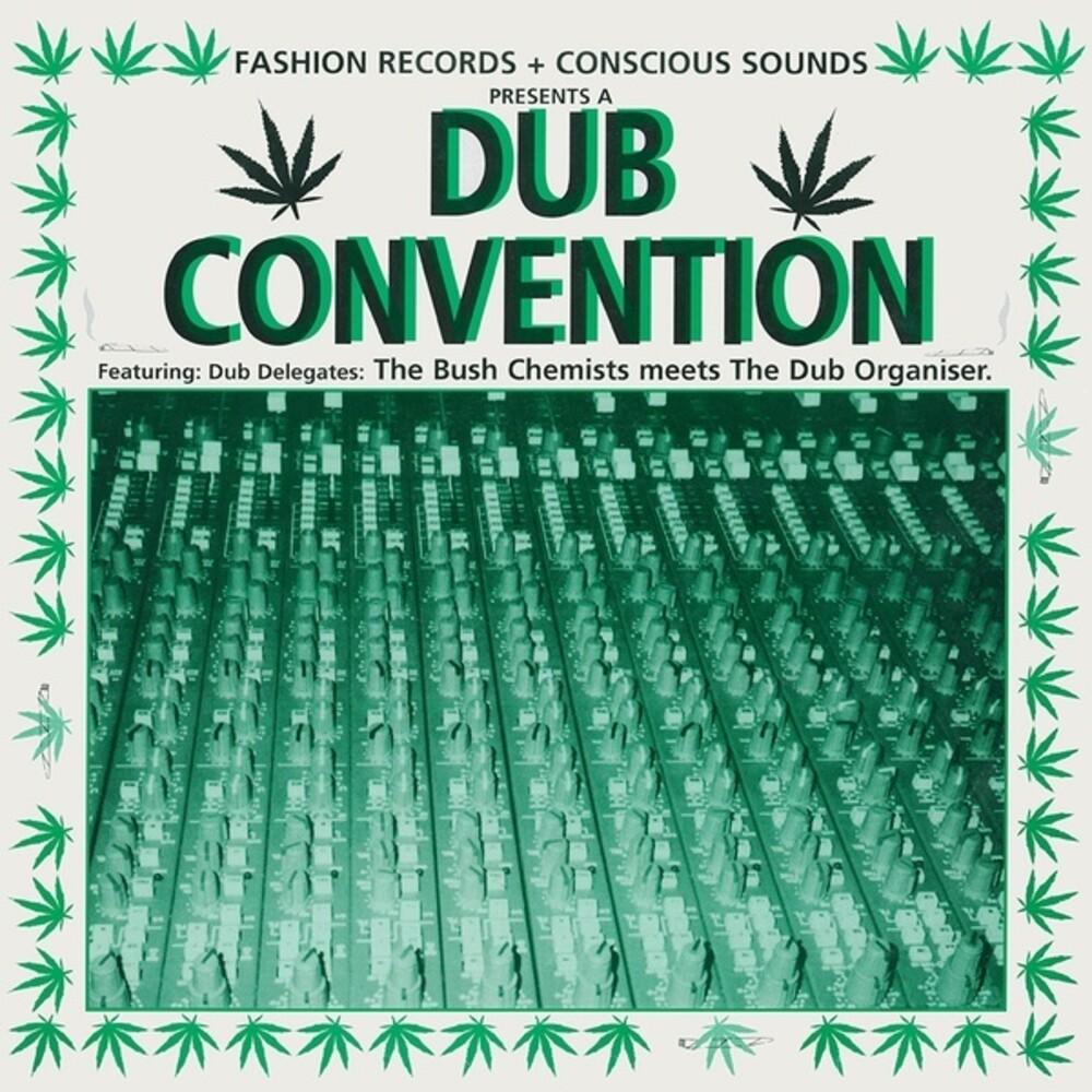 Bush Chemists / Dub Organiser - Dub Convention