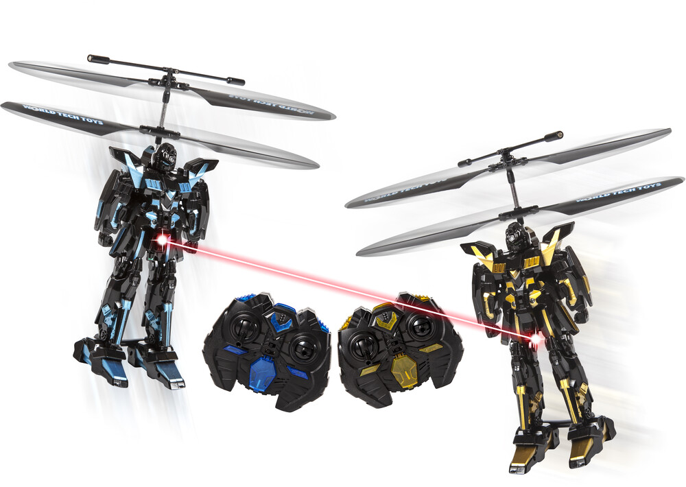 Rc Helicopters - 2.5CH Robo Combat IR Gyro Laser Tag Helicopter