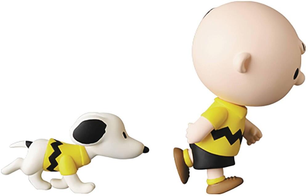 Medicom - Medicom - Peanuts Charlie Brown & Snoopy UDF Figure Series 11