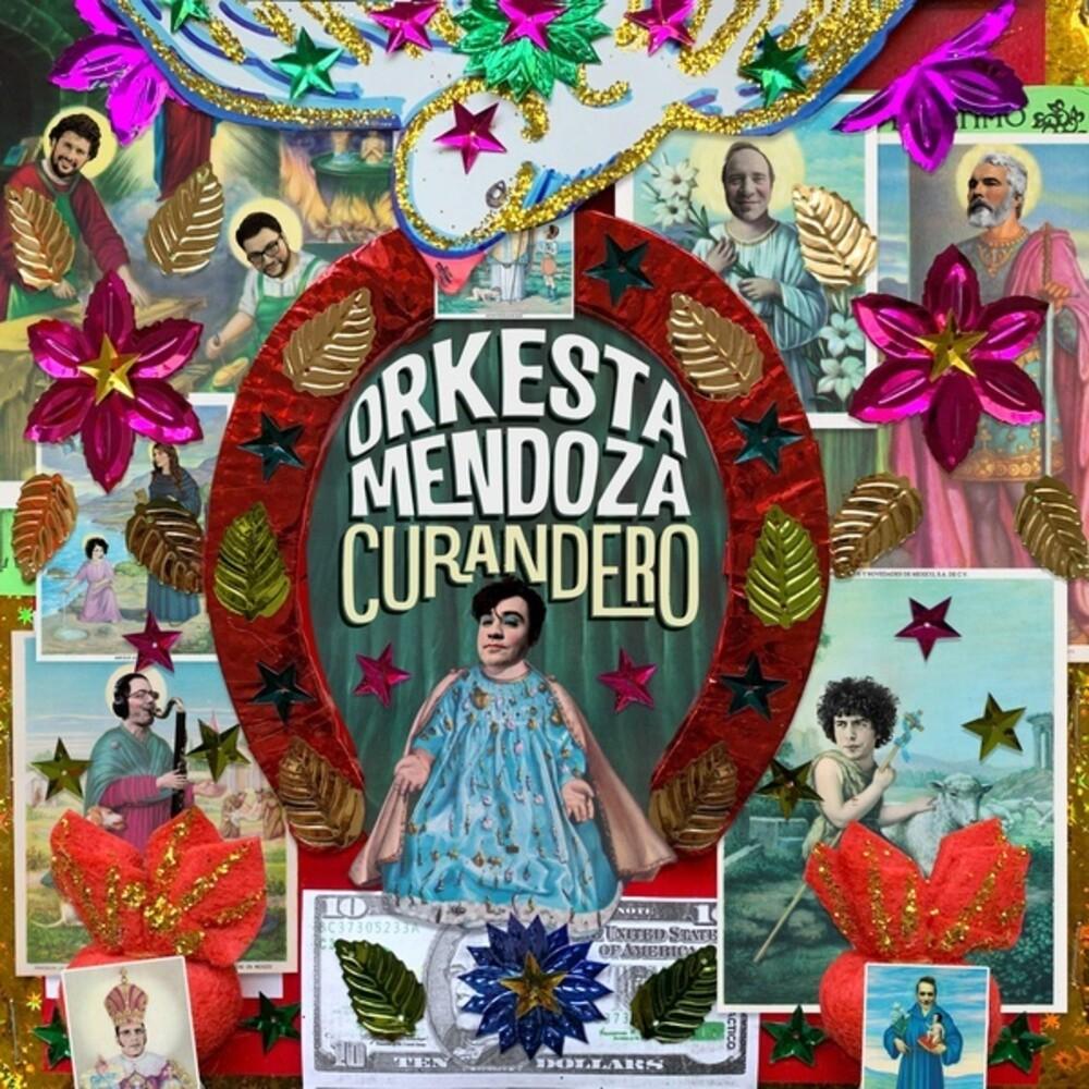 Orkesta Mendoza - Curandero (Uk)